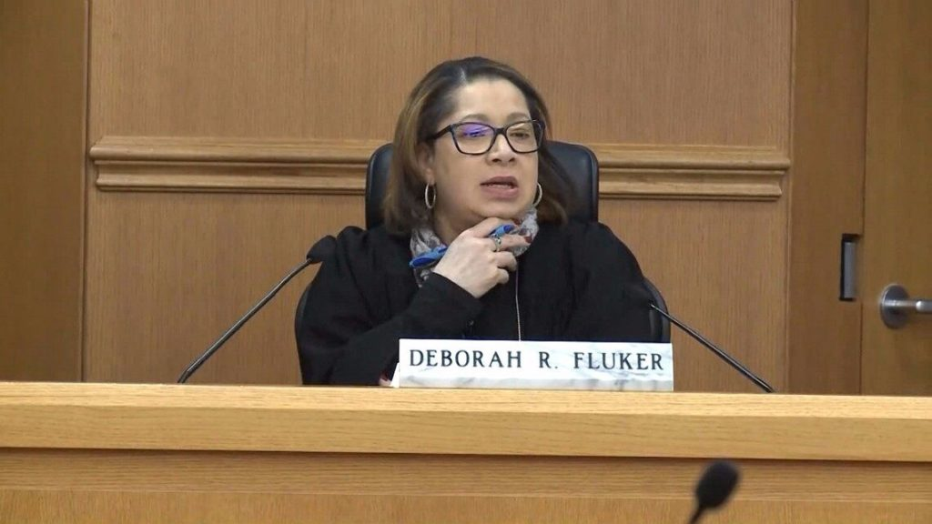 judge fluker sentencing